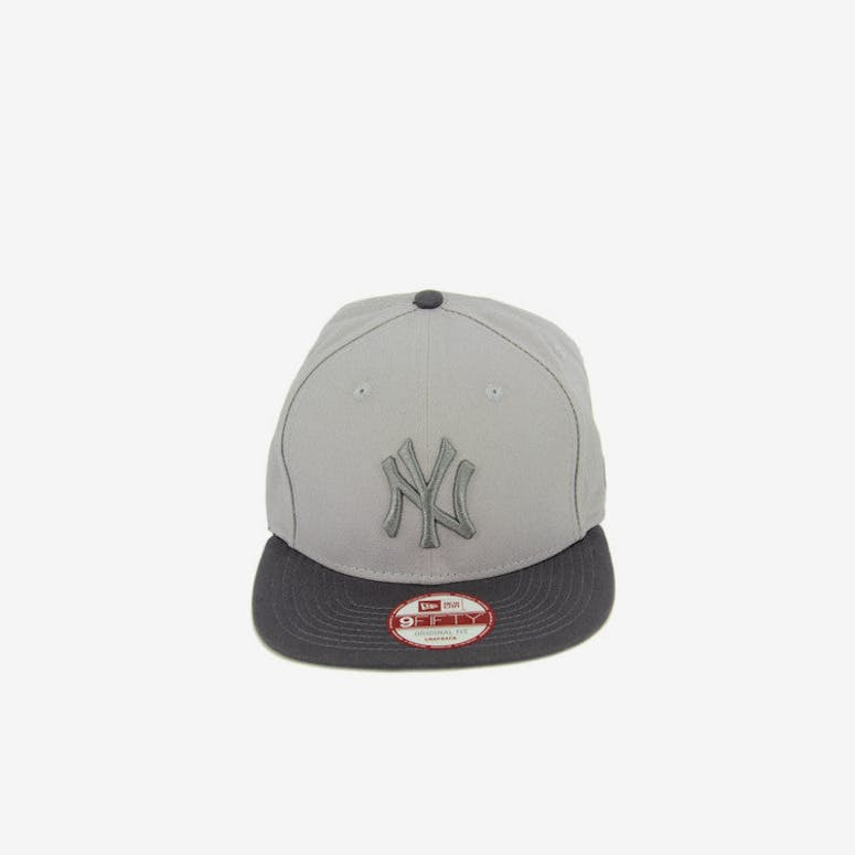 New Era Yankees Shore Snapper of Snapback Grey charcoal – Culture Kings 70885c89a83c