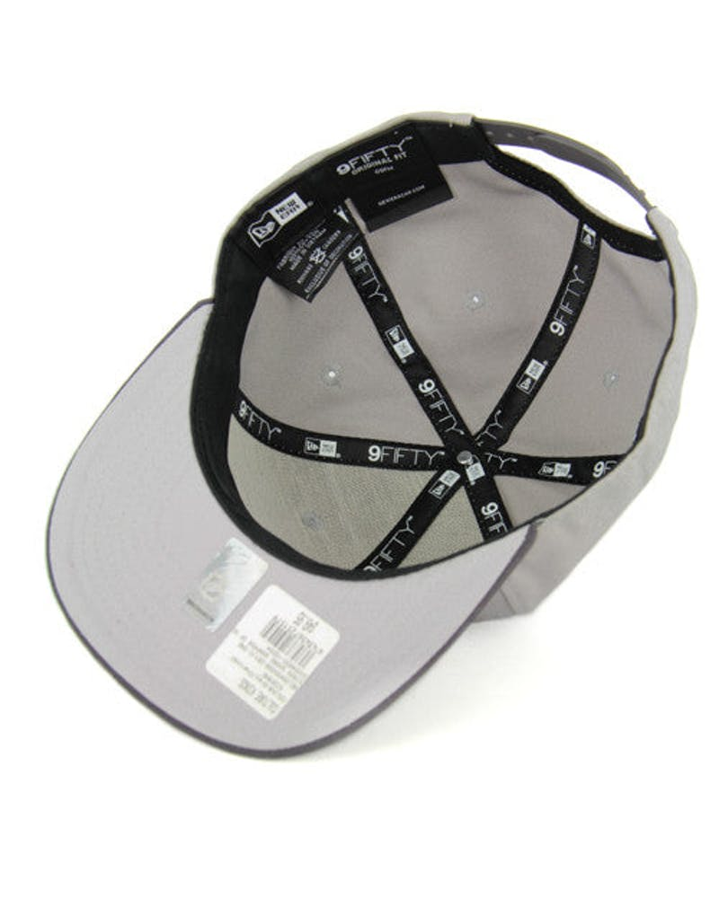 Kings Shore Snapper of Snapback Grey/charcoal
