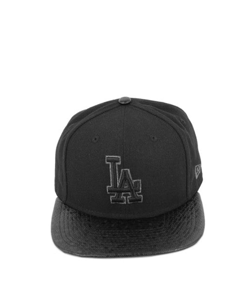 Dodgers Tile Vize Orig.fit Snapback Black/black