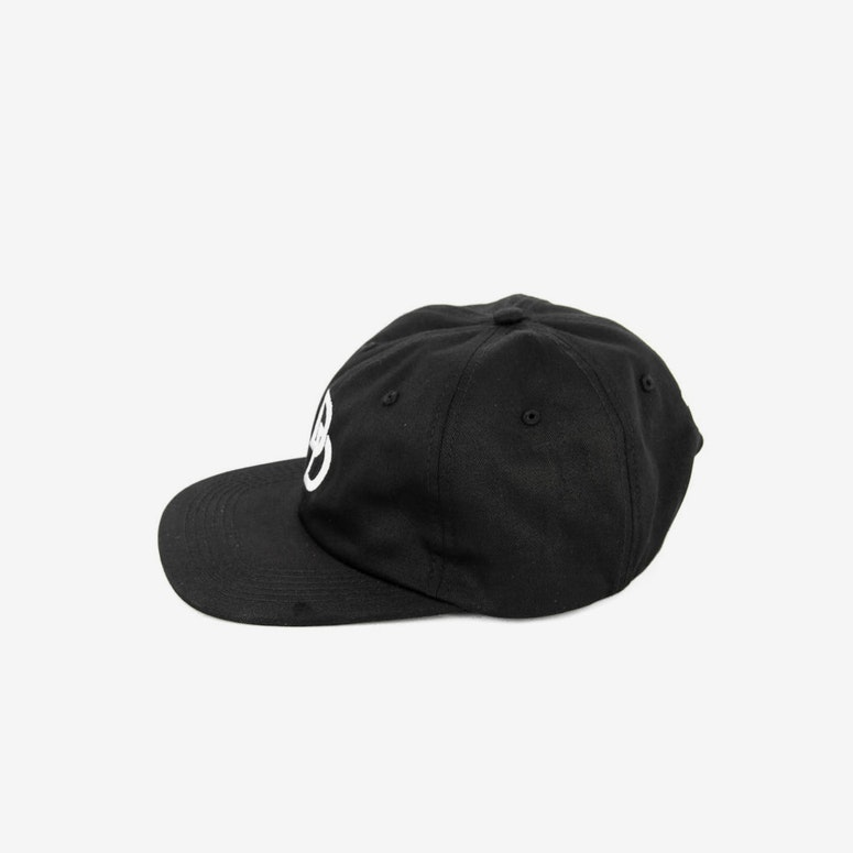 Strike Out Strapback Black