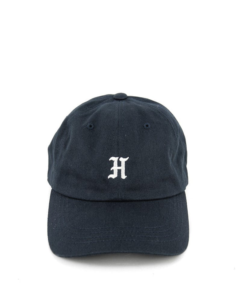 Old H Strapback Navy