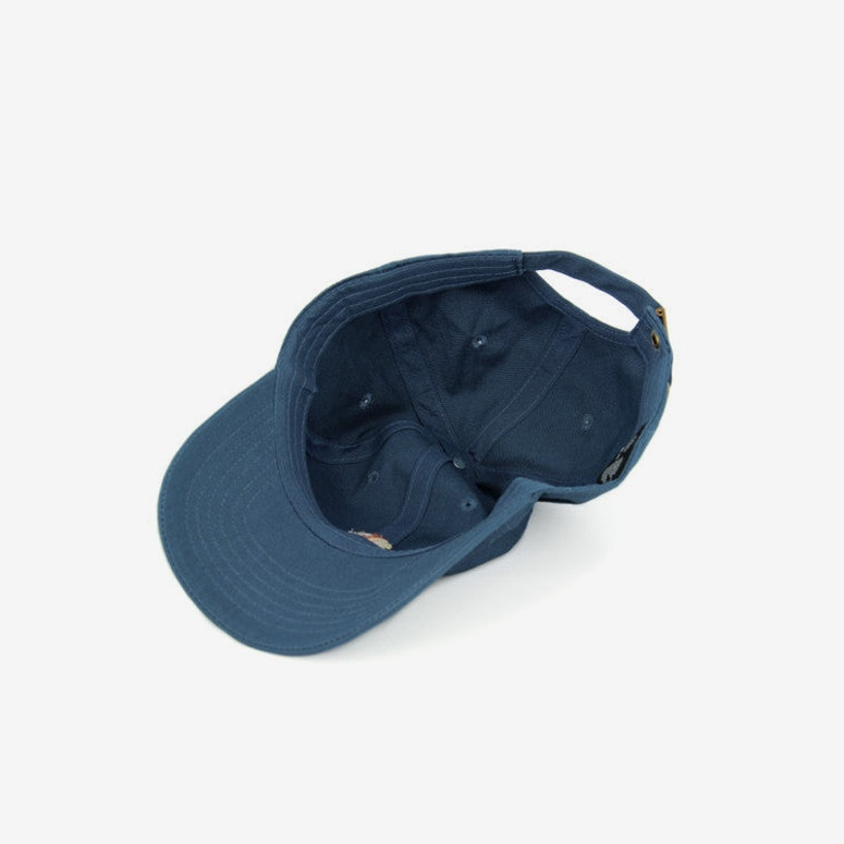 Blessed Precurved Strapback Blue