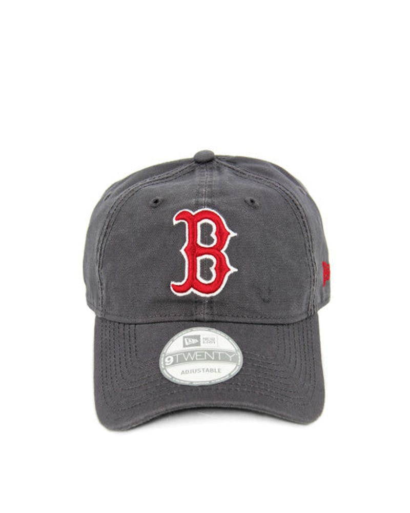Red Sox Shore 920 Strapback Grey/red