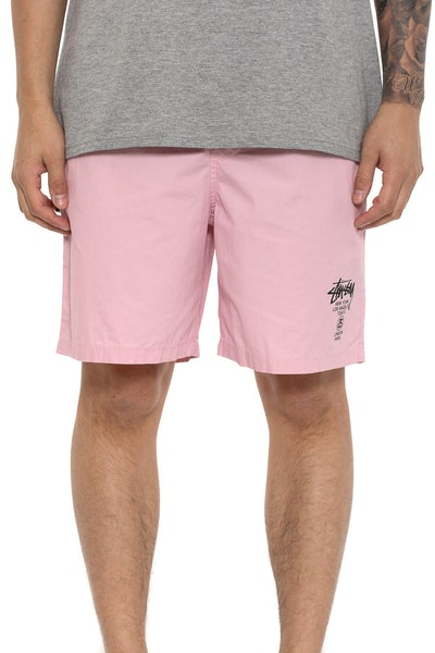 Basic Beach Short Pink