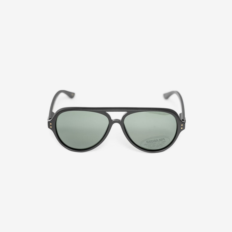 Mel Airport Sunglasses Black