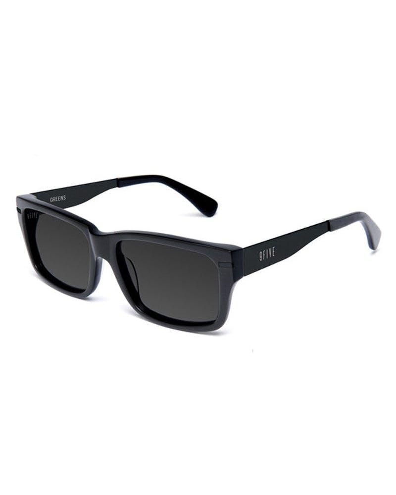 Greens Sunglasses Black