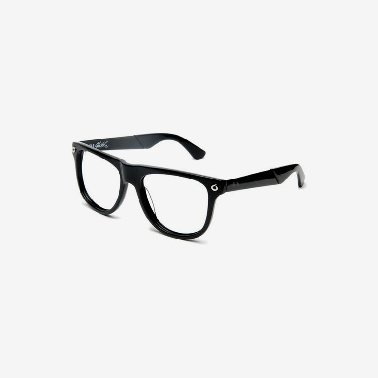 Kls 2 Sunglasses Black/clear