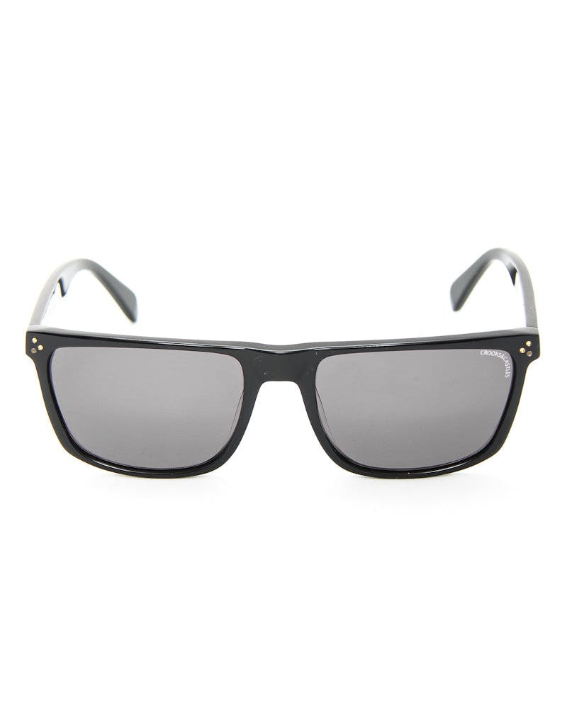 Thuxury Ladron Sunglasses Black