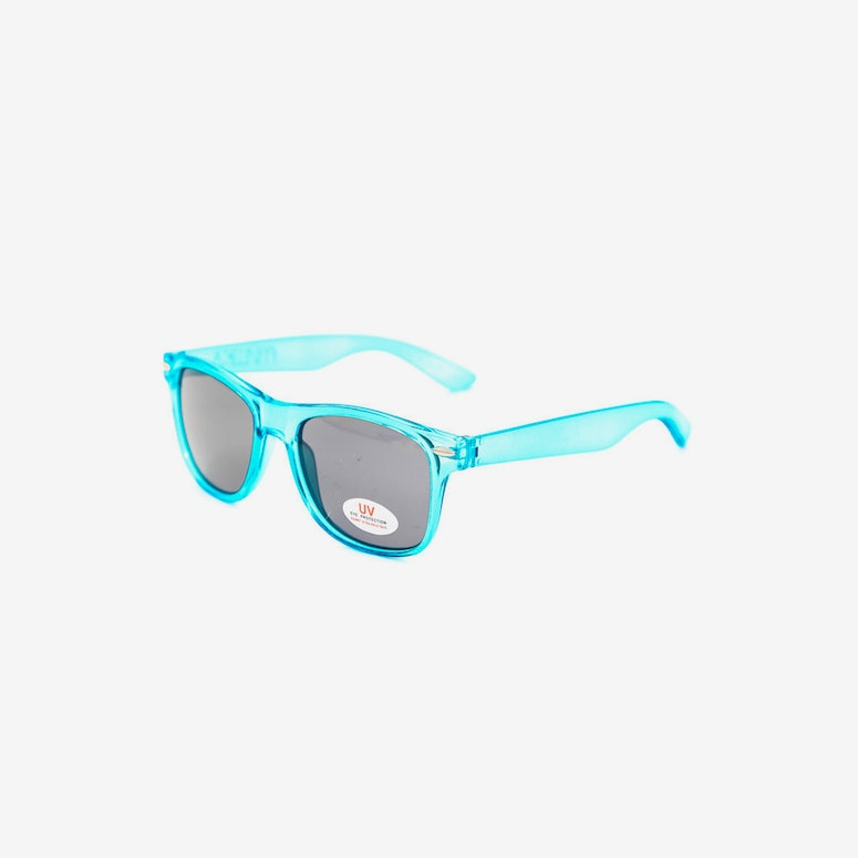 Cyrillic Bone Sunglasses Blue
