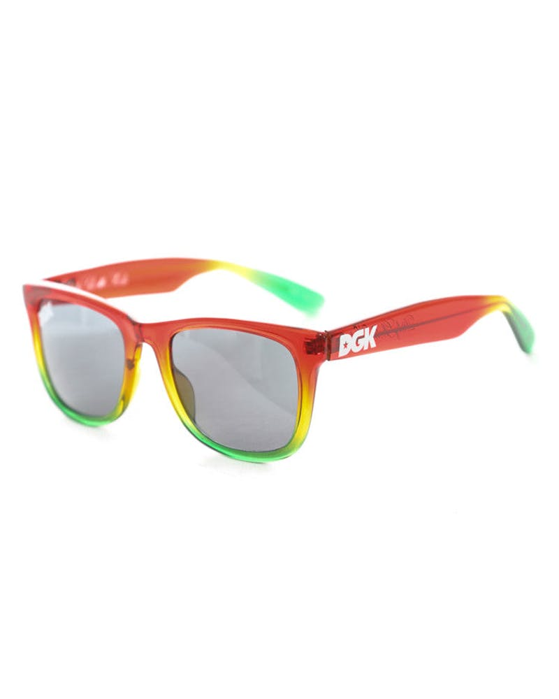 Classic Shades Sunglasses Red/yellow/gree