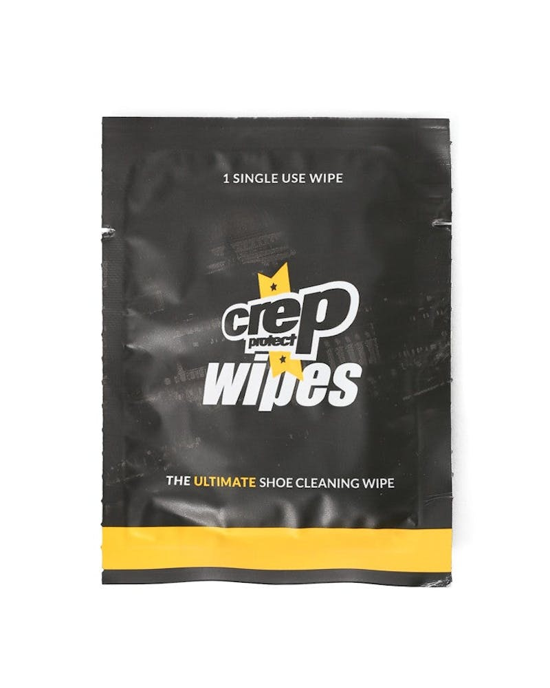 Crep Protection Wipes Black