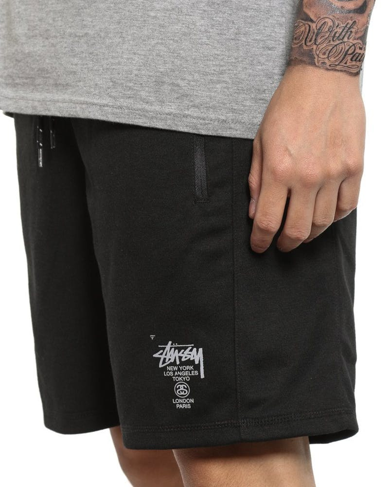 Cities Sport Short Black