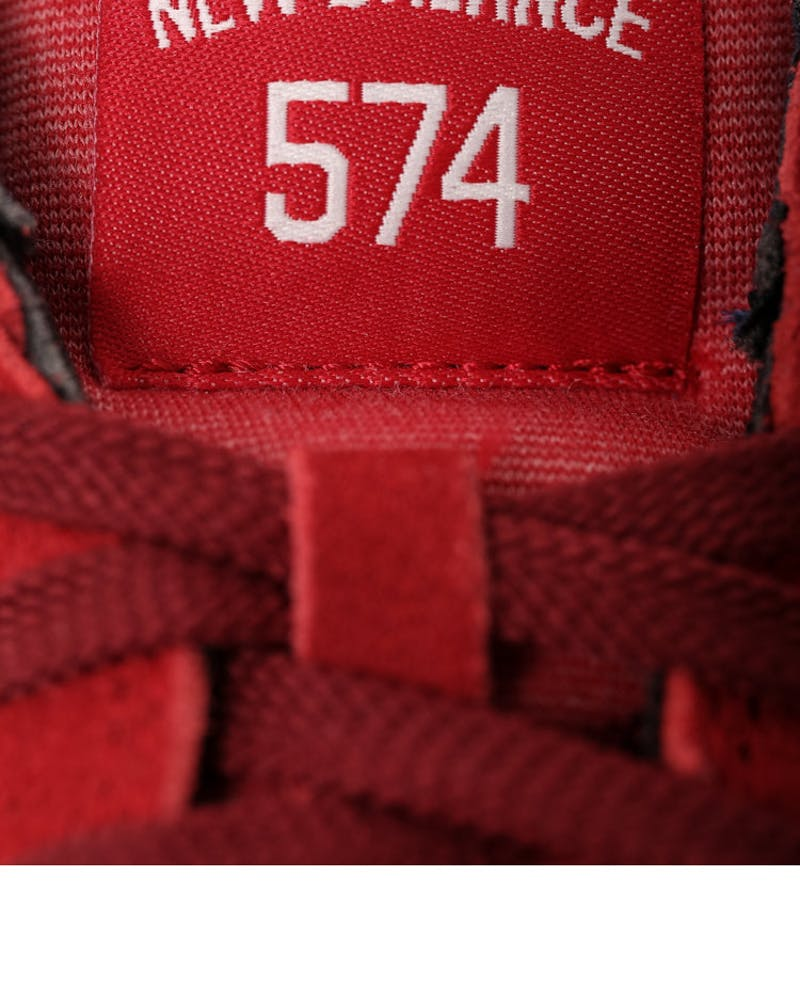 Terry 574 Red