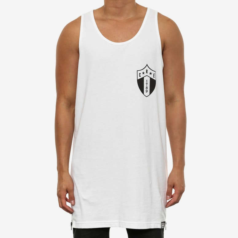 Capitaine Capone Singlet White