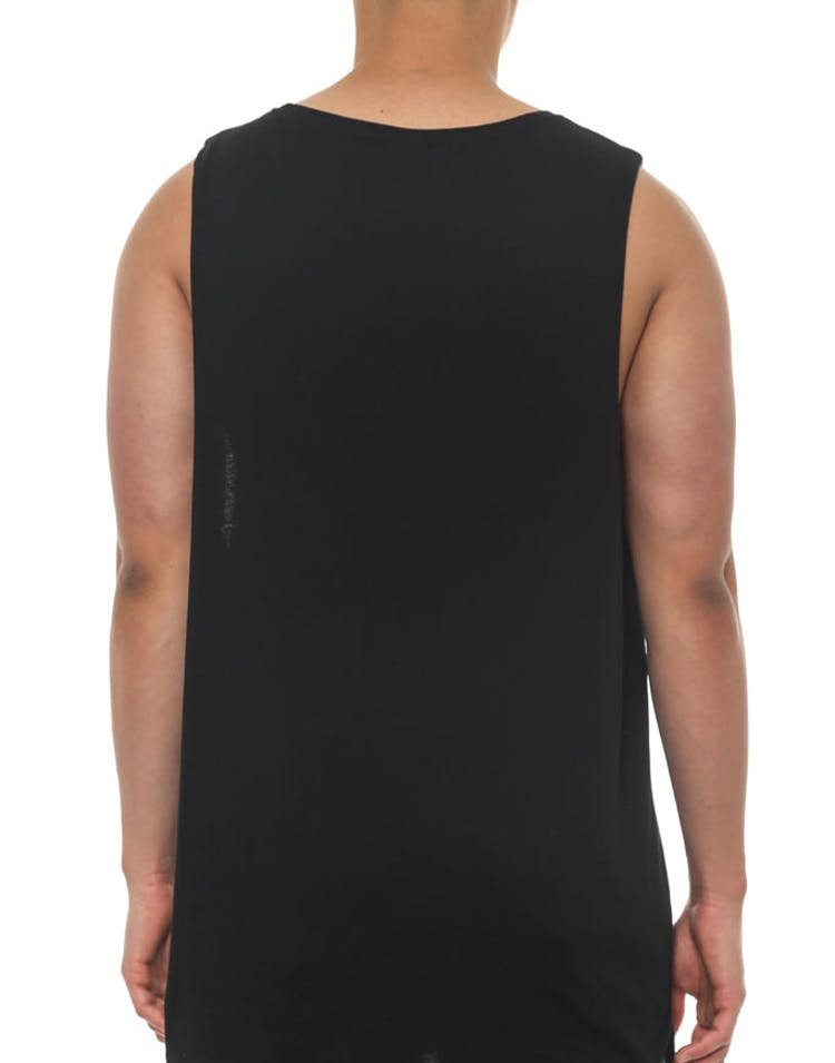 NO Type Muscle Tank Black