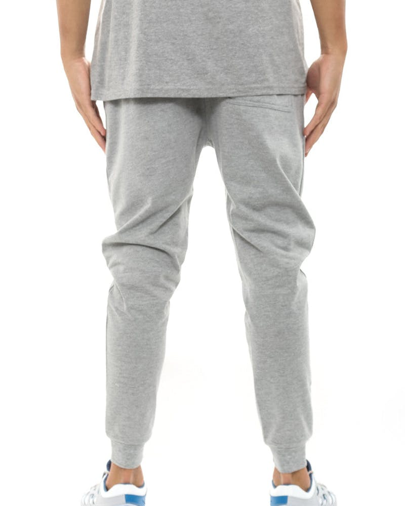 Colinson Slouch Pants Heather Grey