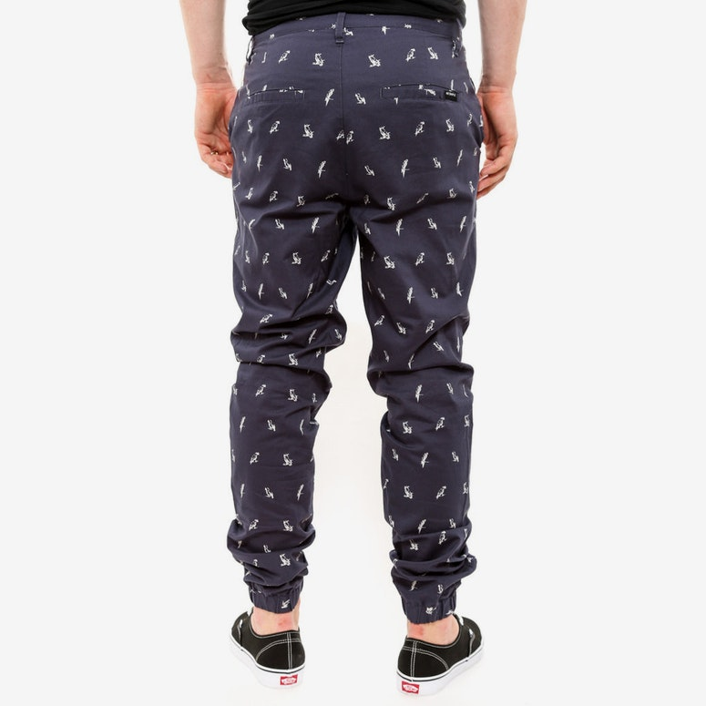 Woodward Pant Navy