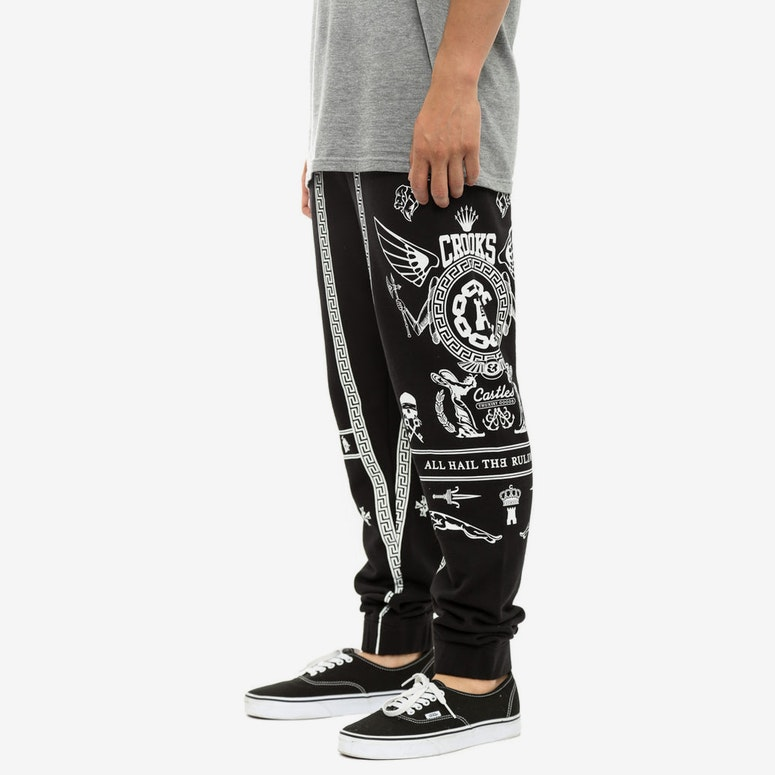 Black Order Sweatpant Black