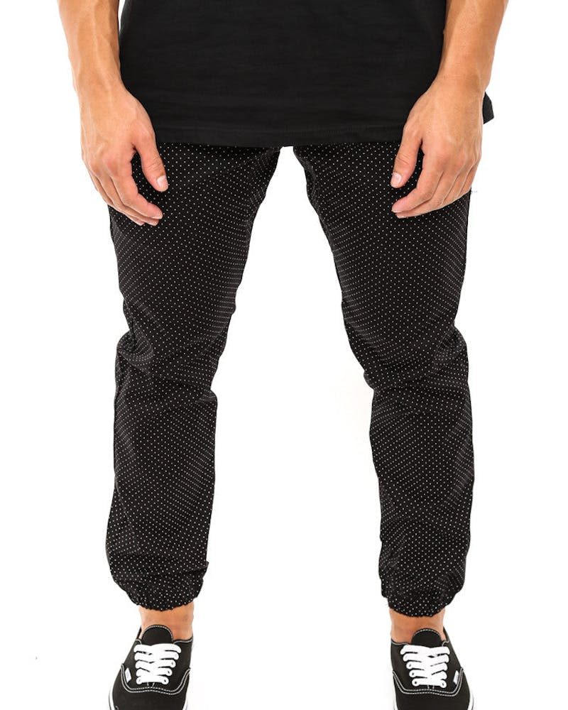 Weekender Chino Pants Black/white