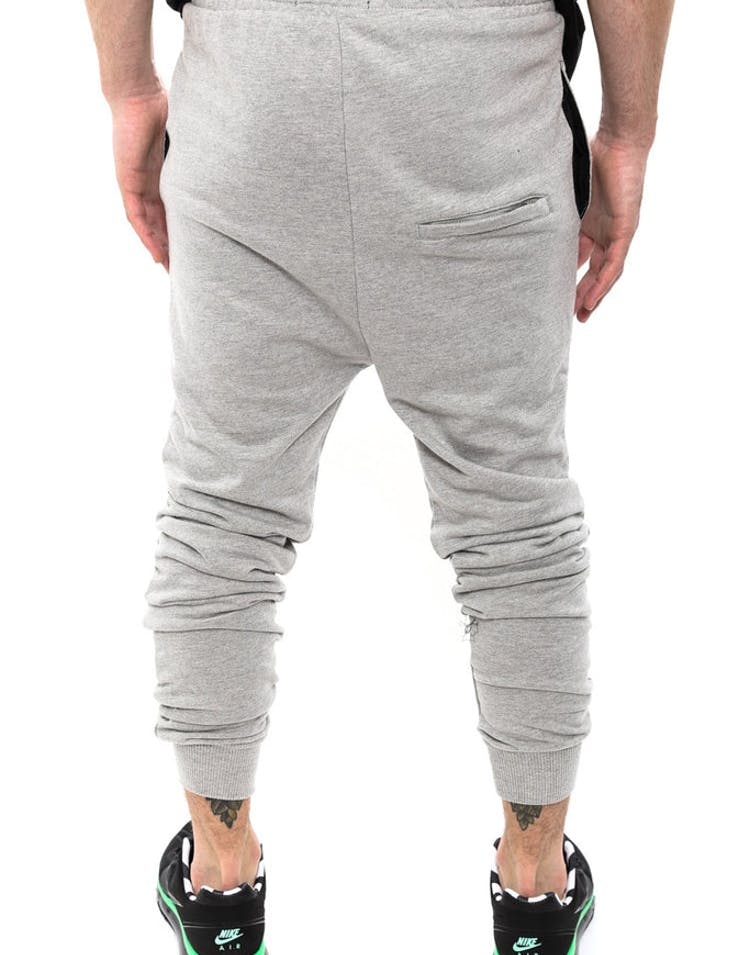 Pantalon Deluxe Tracks Heather Grey