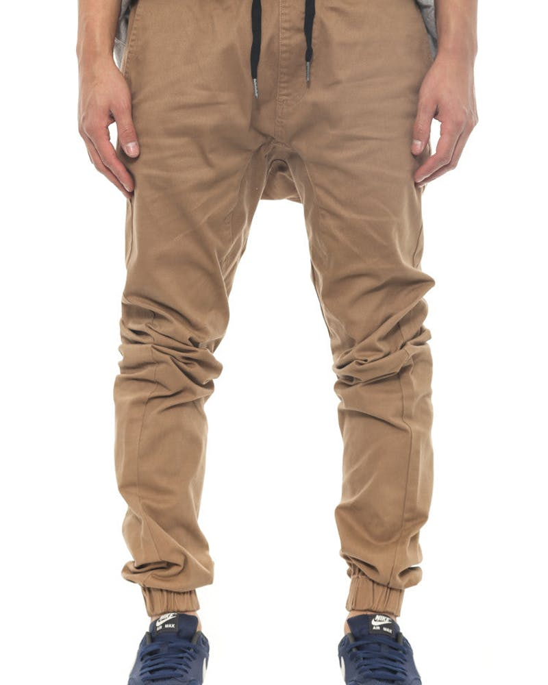 Sureshot Jogger Light Brown