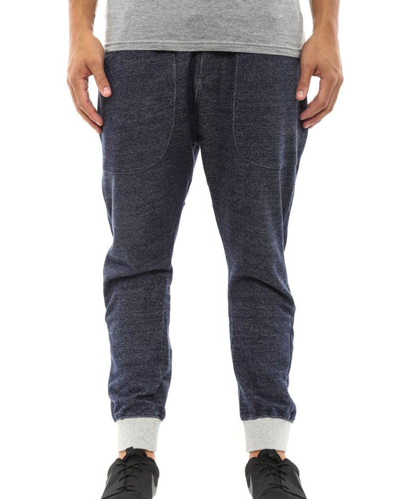 Shinobi Track Pant Navy/grey