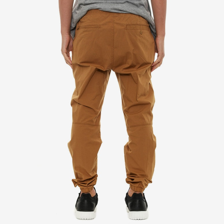 City Pant Tan/black