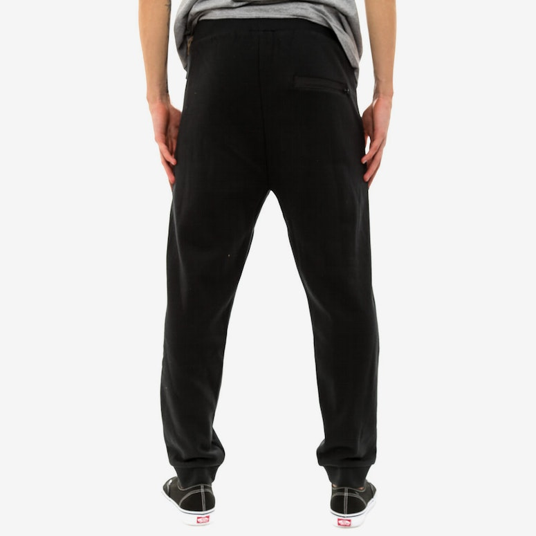 Warwick Fleece Pant Black