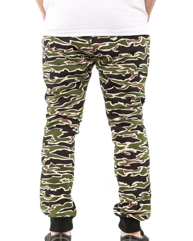 This Means War Sweatpants Tiger Camo