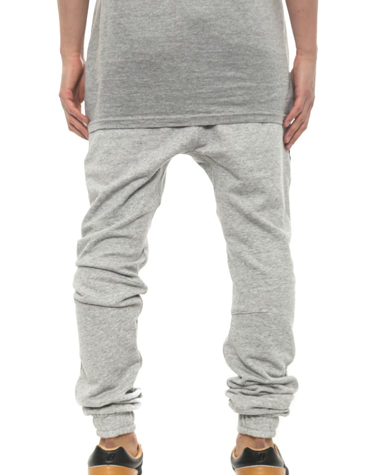Dropshot Zip Pant Grey/black