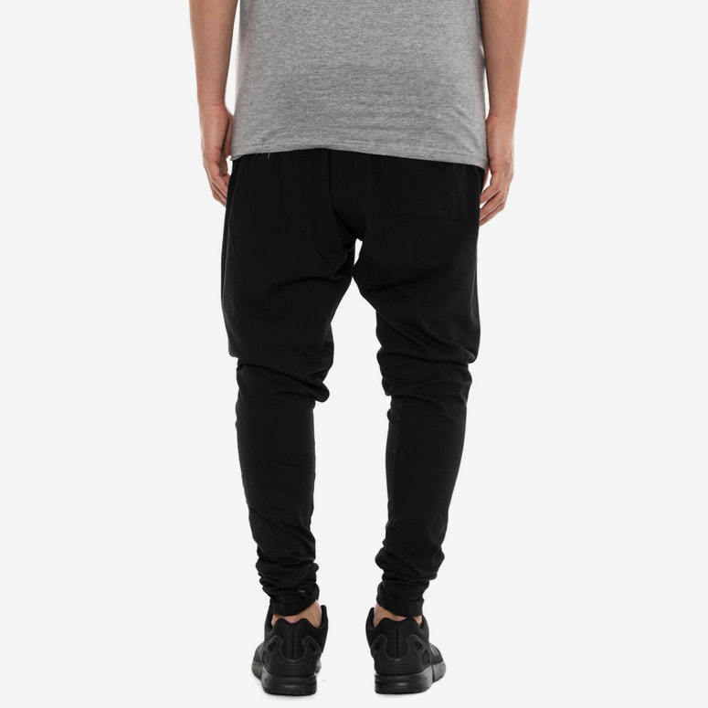 Slouch Pants Black