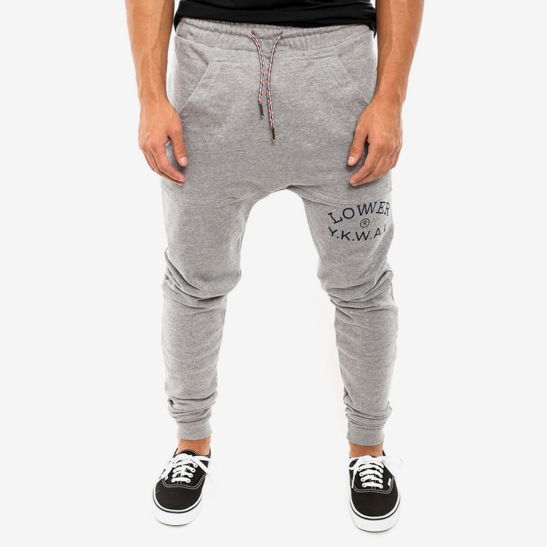 Roo Trackie Selvage Grey