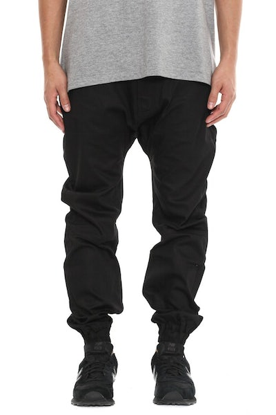 Kelson Pants Black
