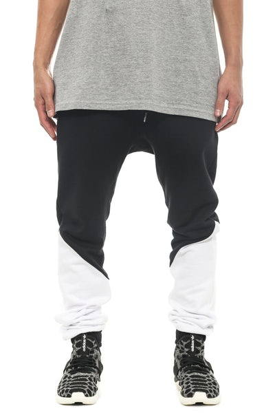 Tracker Jogger Pant Black/white