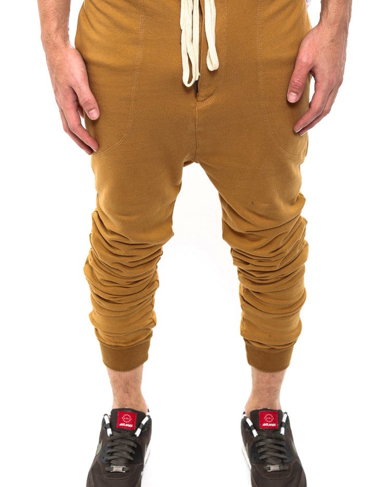Pantalon Deluxe Tracks Tobacco