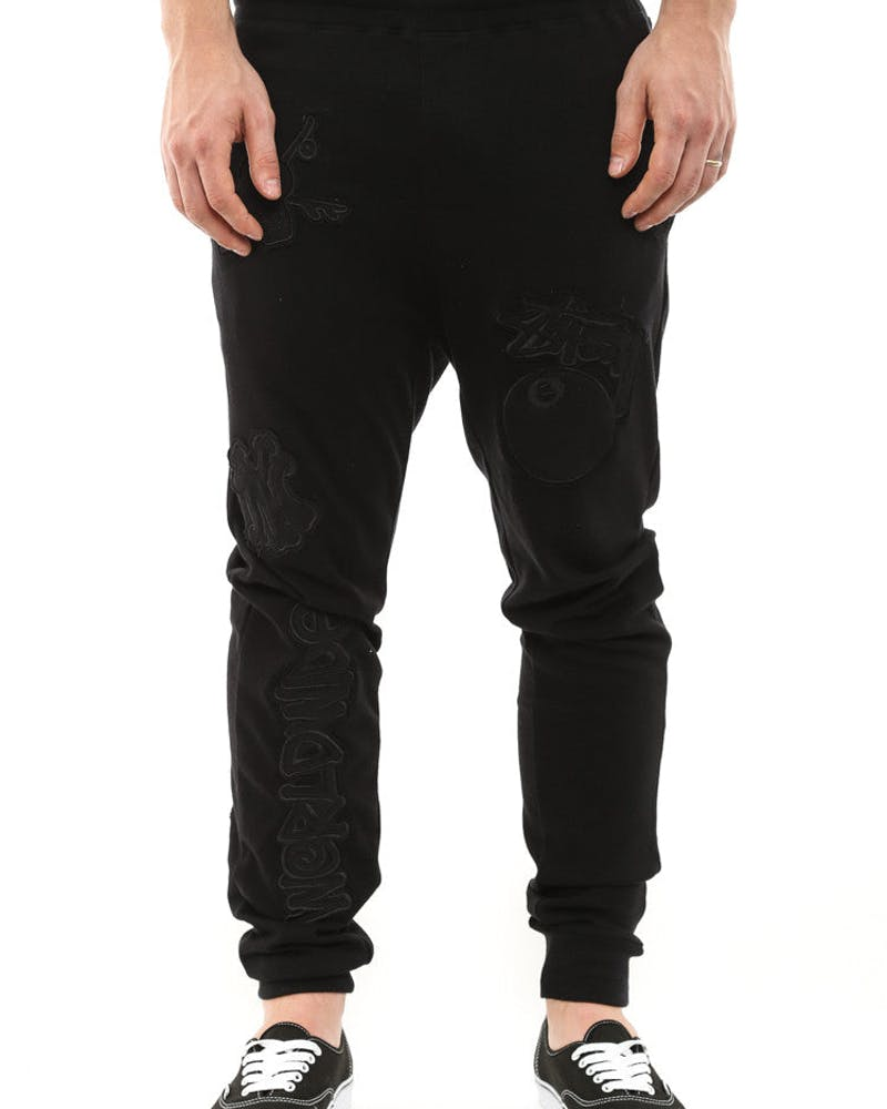 History Trackpant Black