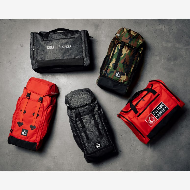 1c7e41f3502 Choose Between Red or Camo or Paisley M s Backpack OR or Paisley Sneak – Culture  Kings