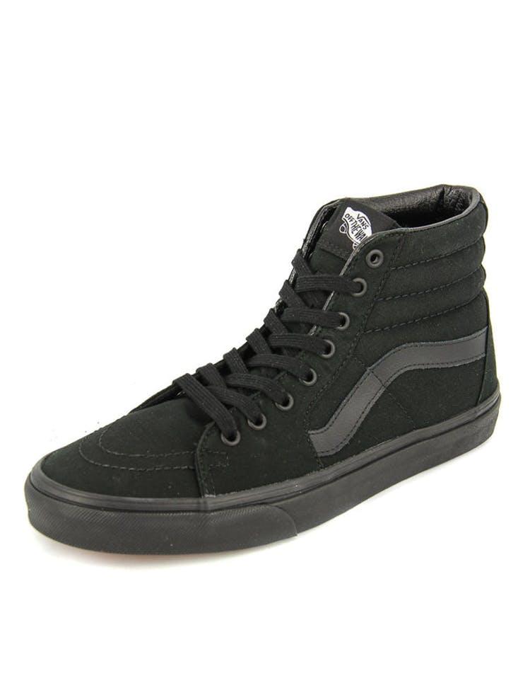 052aee5832b7fb Vans Sk8-hi Black black – Culture Kings