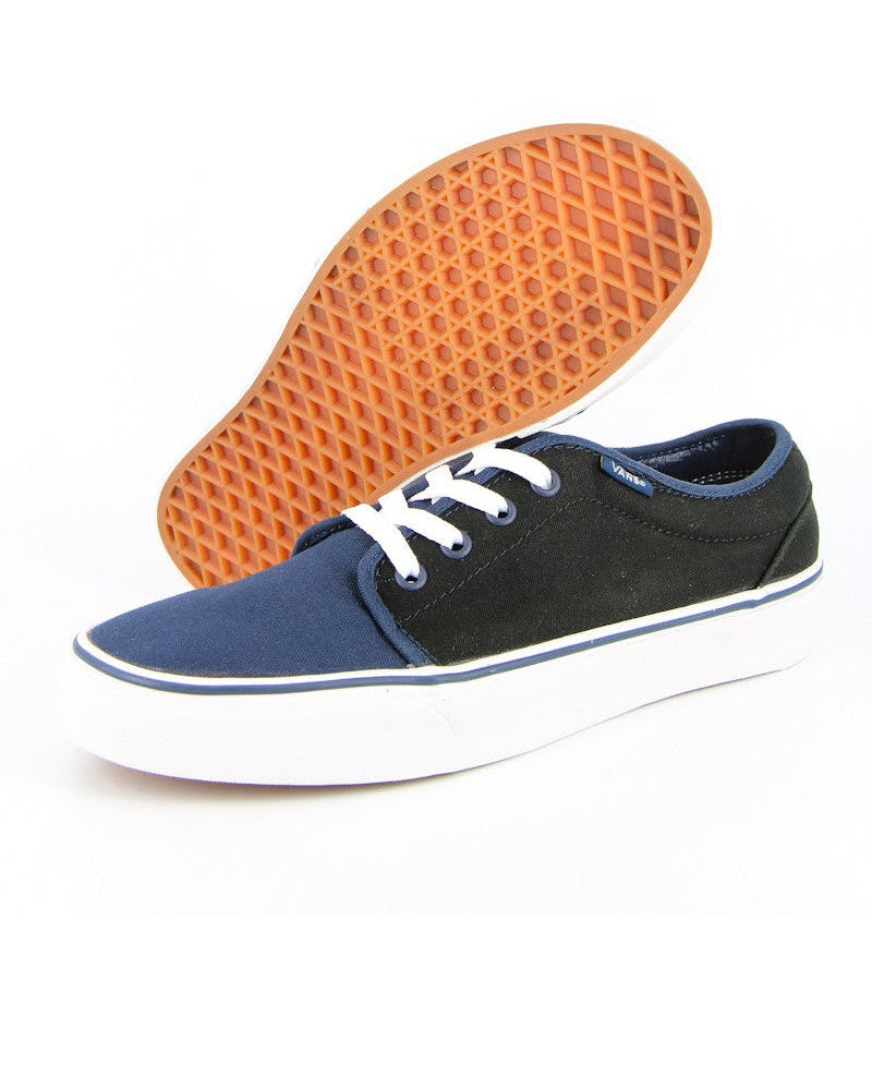106 Vulcanised Blue/black