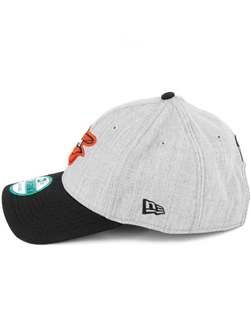 New Era Orioles 9FORTY League Heather ST Heather Grey/bl
