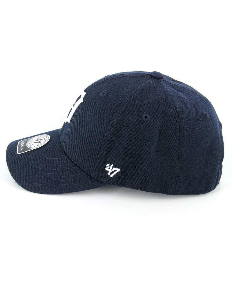Tigers Mvp Velcro Back Navy/white