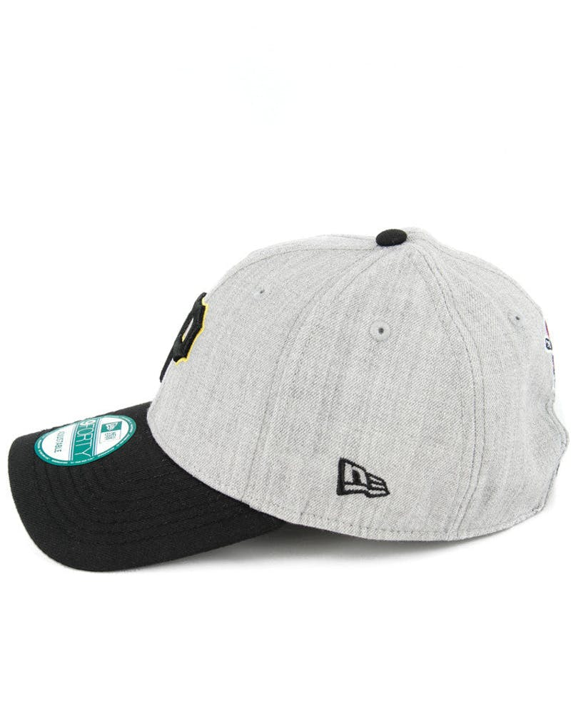 New Era Pirates 9FORTY League Heather ST Heather Grey/bl