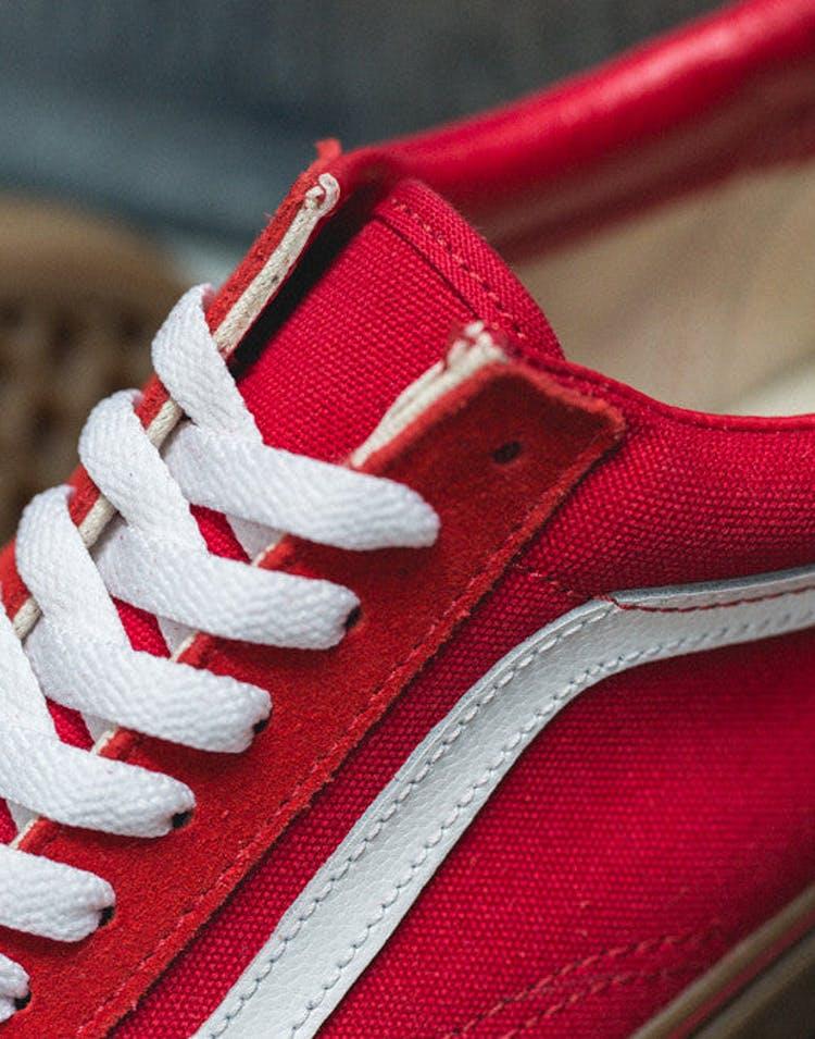 b80394acce Vans Old Skool Gumsole Red – Culture Kings