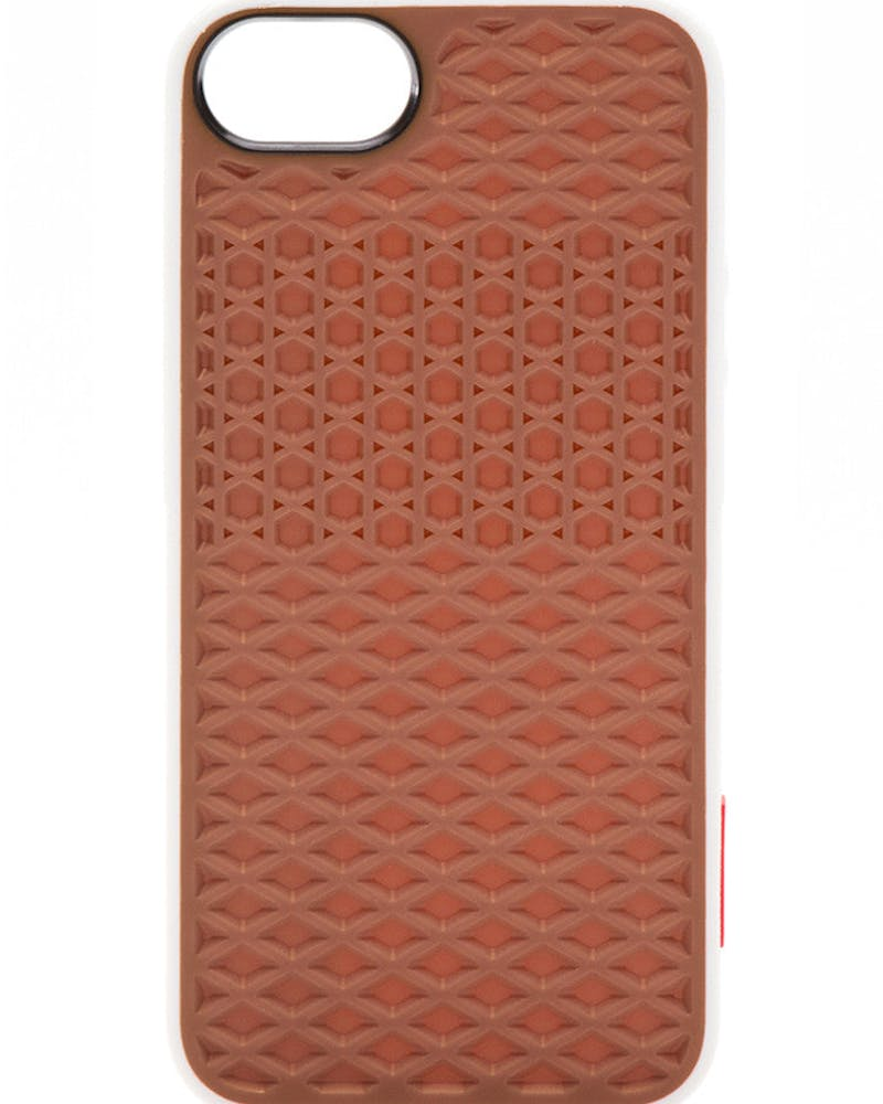 Vans Iphone 5 Case White/gum