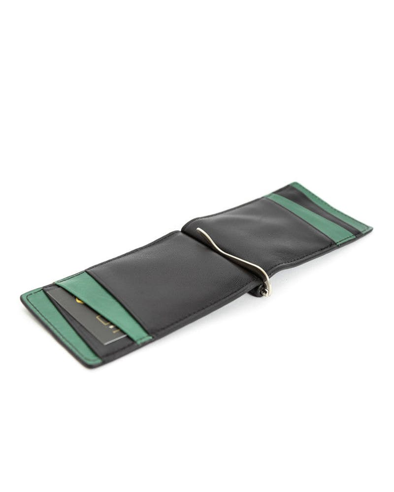 Captain Clip Wallet 2 Black