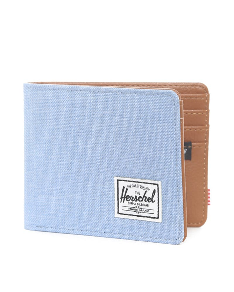 Hank Wallet Light Blue