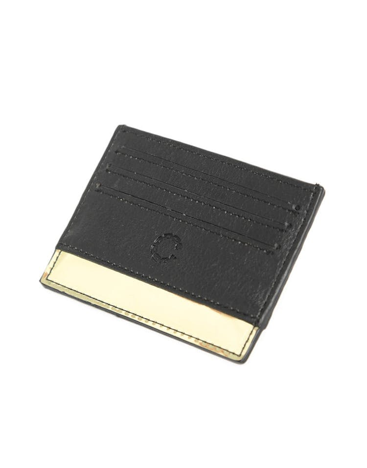Criminal Card Wallet Black