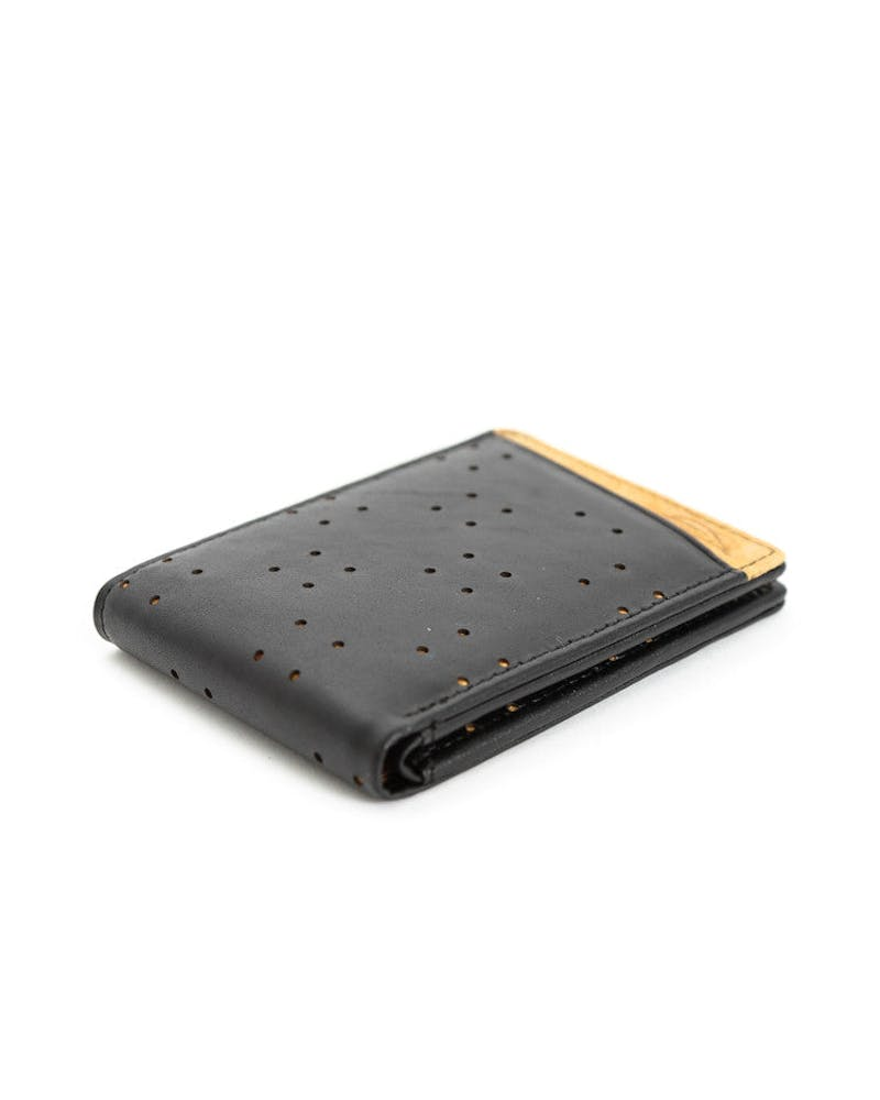 Av1 Bi-fold Wallet 2 Black/brown
