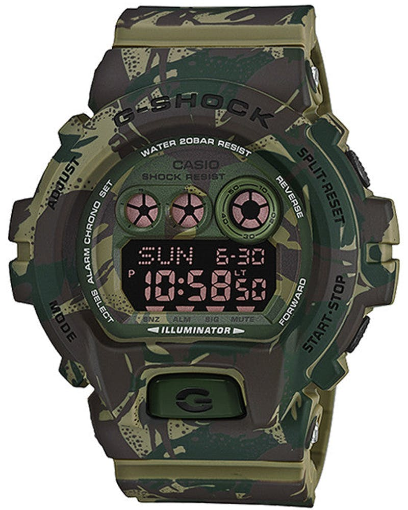 Gdx6900mc Camo Series Camo
