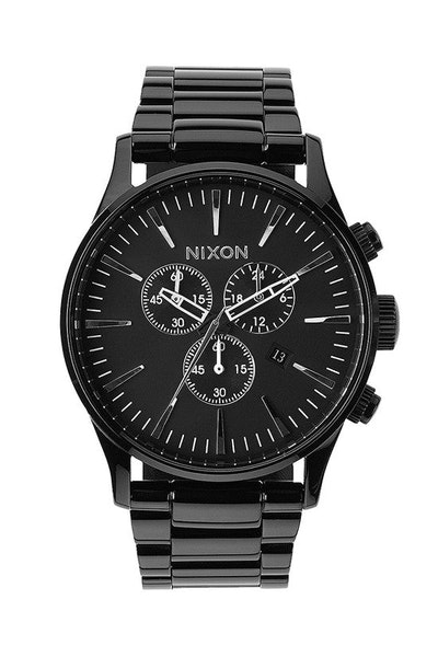 Sentry Chrono Black
